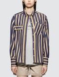 Maison Kitsune Verona Blouse Shirt Picture