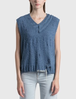 Ader Error Apocal Knit Vest