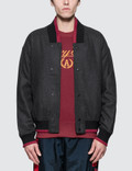 Perry Ellis Bomber Jacket Picture