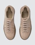 Axel Arigato Platform Suede Sneakers