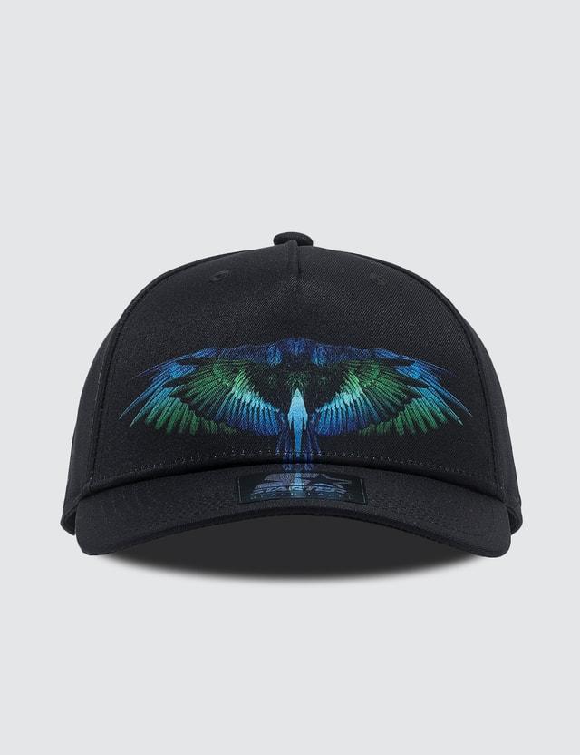 Marcelo Burlon Blue Wings Cap