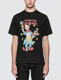 Martine Rose Clown Artwork T-Shirt Picture