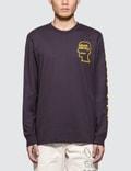 Converse Converse x Brain Dead L/S T-Shirt Picutre