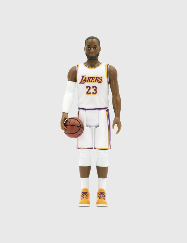 Super 7 NBA Supersports Figure – LeBron James N/a Life