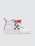 Off-White Mid Top Sneaker Picture
