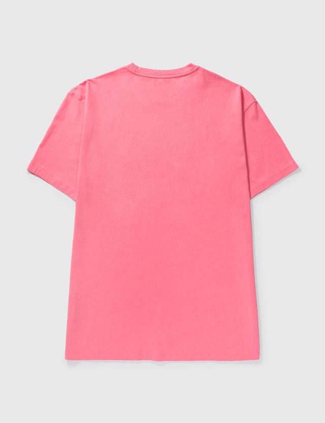 Rassvet Motorbike Graphic T-shirt Pink Men