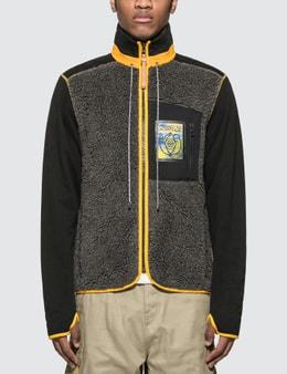 Loewe ELN High Neck Fleece Jacket