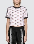Adidas Originals Adidas Originals x Fiorucci Crop T-shirt Picutre