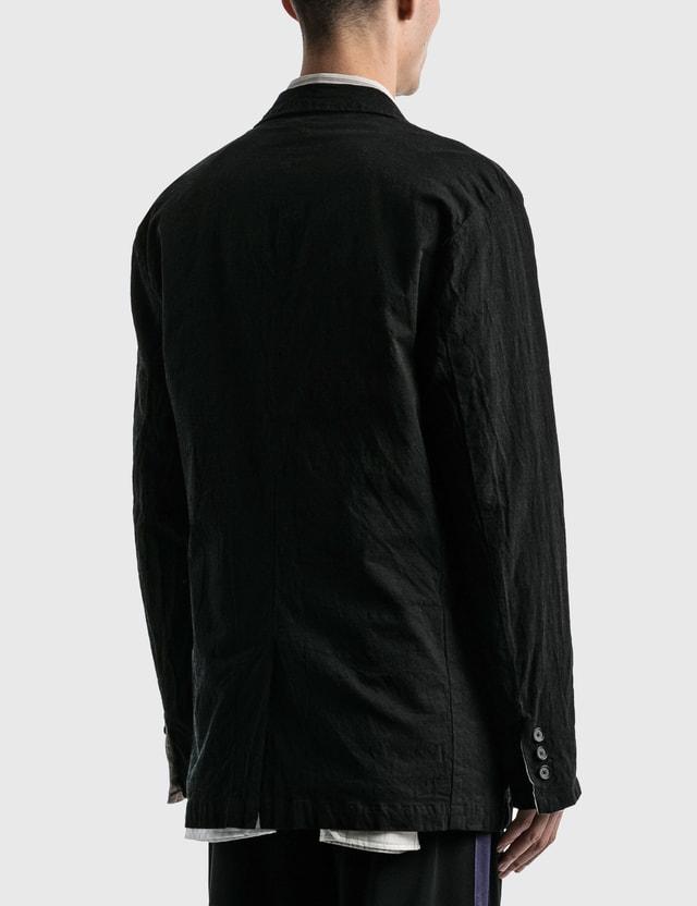 Maison Mihara Yasuhiro Shrank Light Jacket Black Men