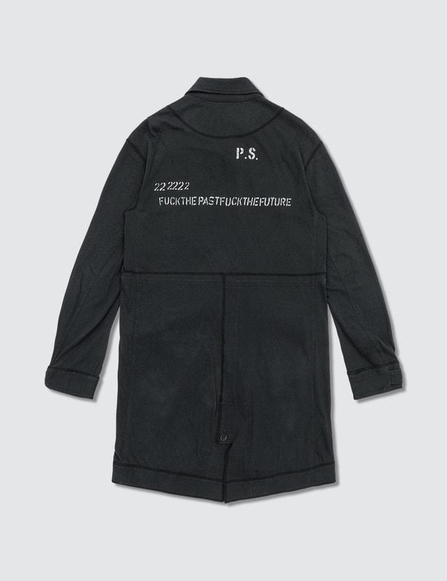 Undercover Fuck The Past Fuck The Future Cotton Coat