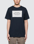Saturdays Nyc Underlined Standard Box S/S T-Shirt Picture