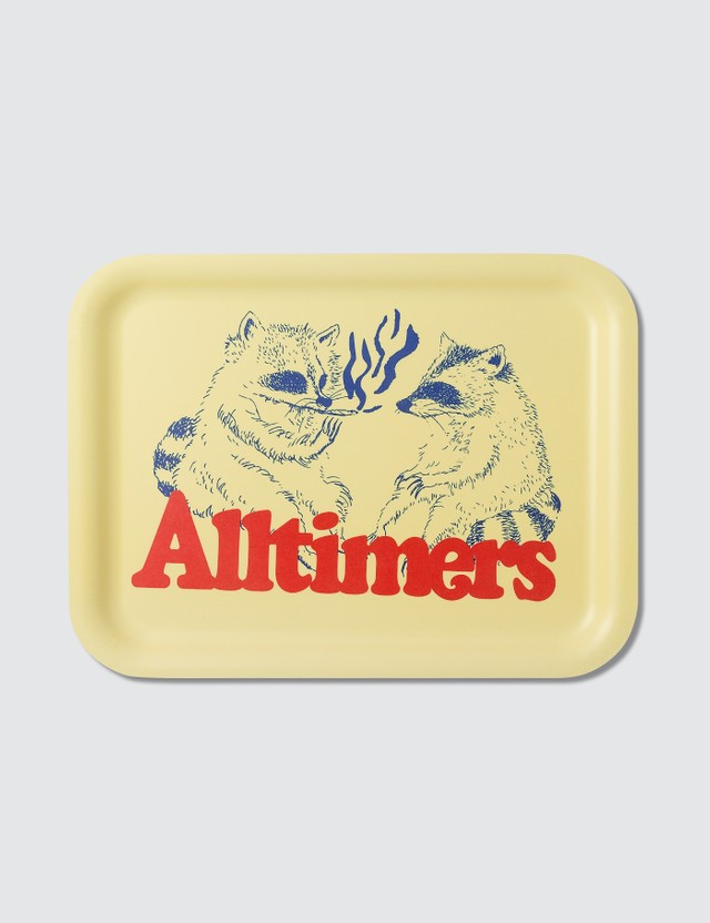 Alltimers Racoons Smoking Tray