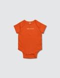 Carrots Baby Carrots Wordmark Onesie 사진