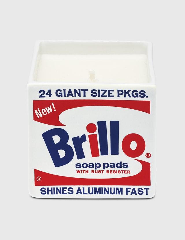 Ligne Blanche Andy Warhol's Brillo Box Candle