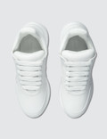 Alexander McQueen Chunky-sole Low-top Leather Runner