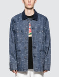 Huf Domestic Denim Jacket Picture