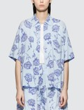 Aries Rose Hawaiian Shirt Picutre