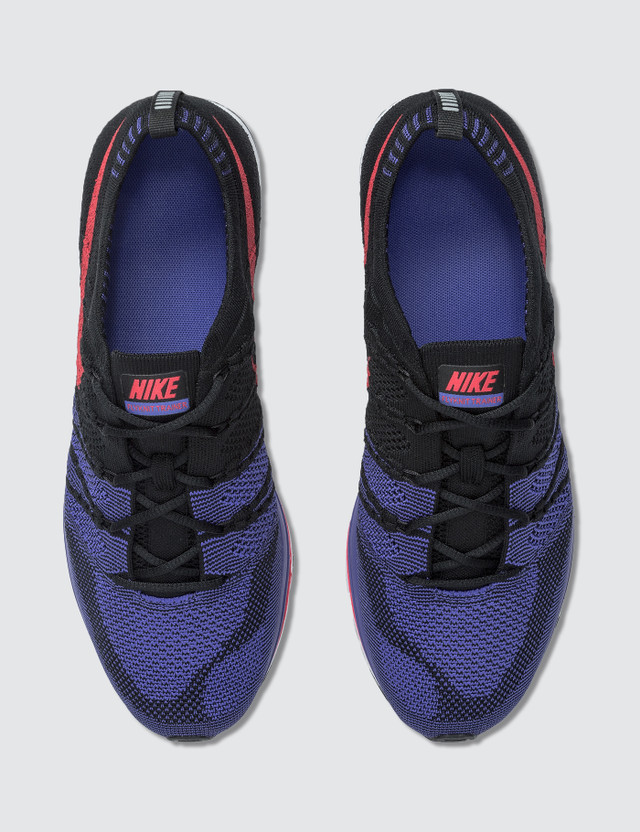 Nike Nike Flyknit Trainer Black/siren Red-white Women