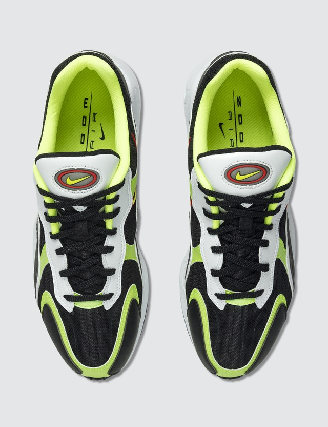 Nike Air Zoom Alpha Black/volt-habanero Red-white Men