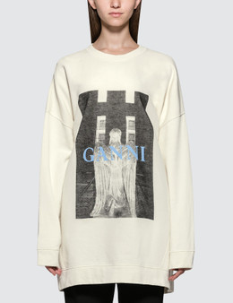 GANNI Lott Isoli Sweatshirt Picture
