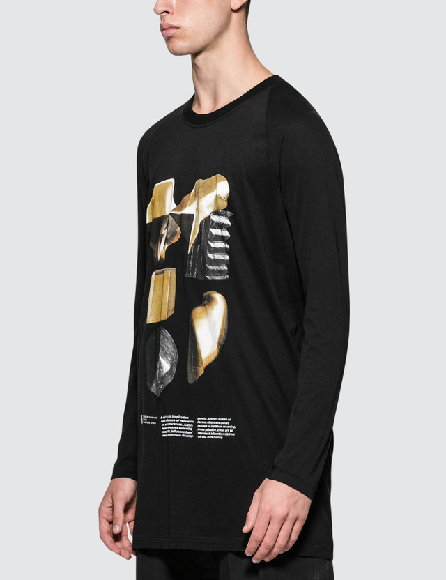 11 By Boris Bidjan Saberi L/S T-Shirt