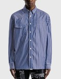 Sacai Cotton Poplin Shirt Picture