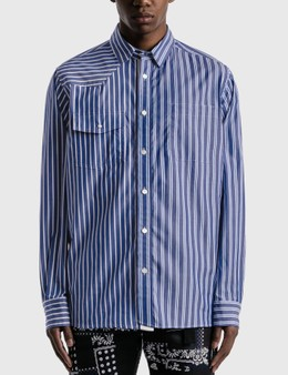 Sacai Cotton Poplin Shirt