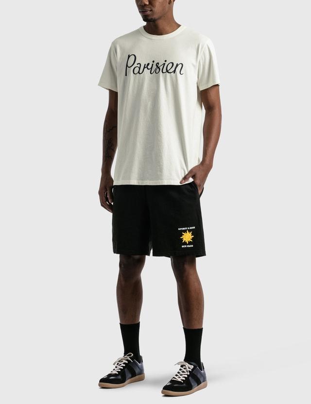 Maison Kitsune Parisien Classic T-shirt White Men