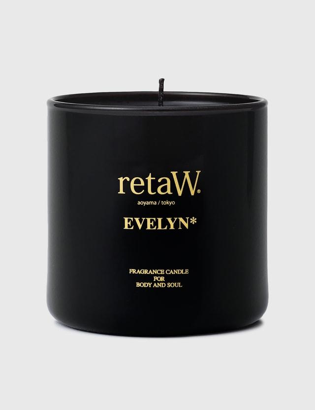 Retaw EVELYN* Black Fragrance Candle Black Unisex