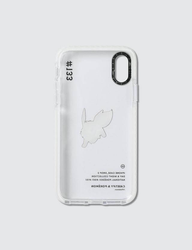 Casetify Eevee 133 Pokédex Day Iphone X/Xs Case