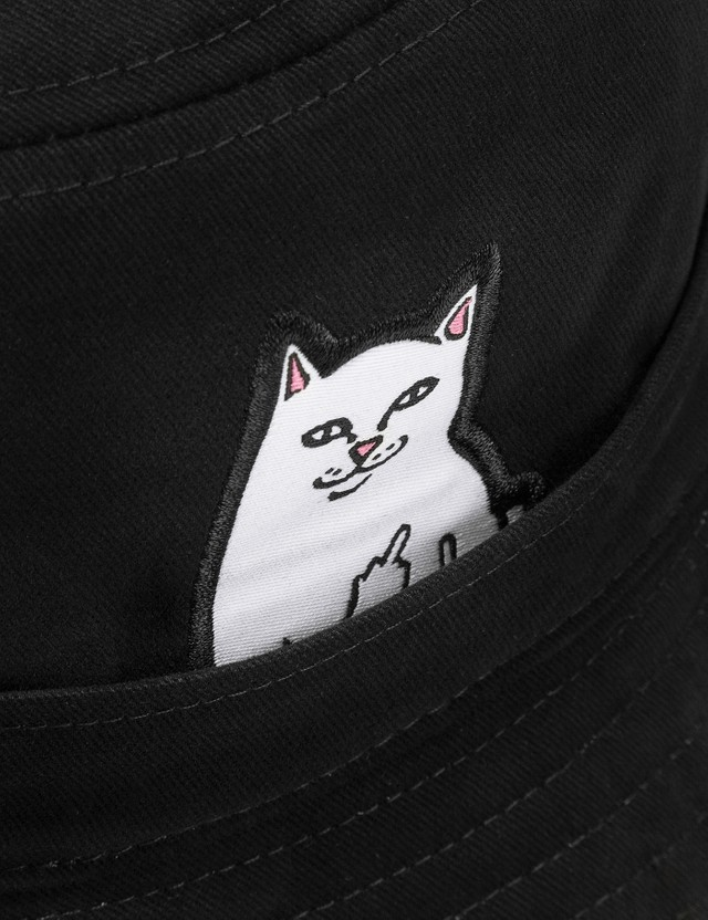 RIPNDIP Lord Nermal Bucket Hat