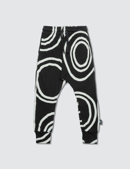NUNUNU Circle Baggy Pants