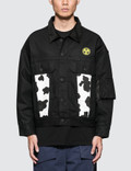 Brain Dead Cow Club Trucker Jacket Picture
