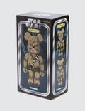 Medicom Toy 400% Bearbrick Chewbacca