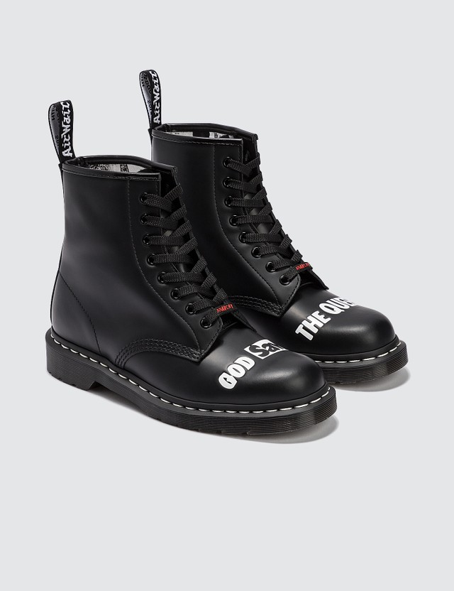 Dr. Martens 1460 Sex Pistols Leather Boots