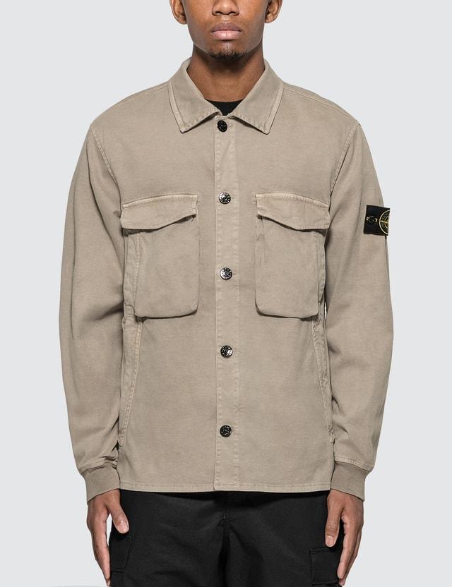 Stone Island Pocket Overshirt