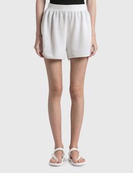 Emporio Armani Waffle Shorts