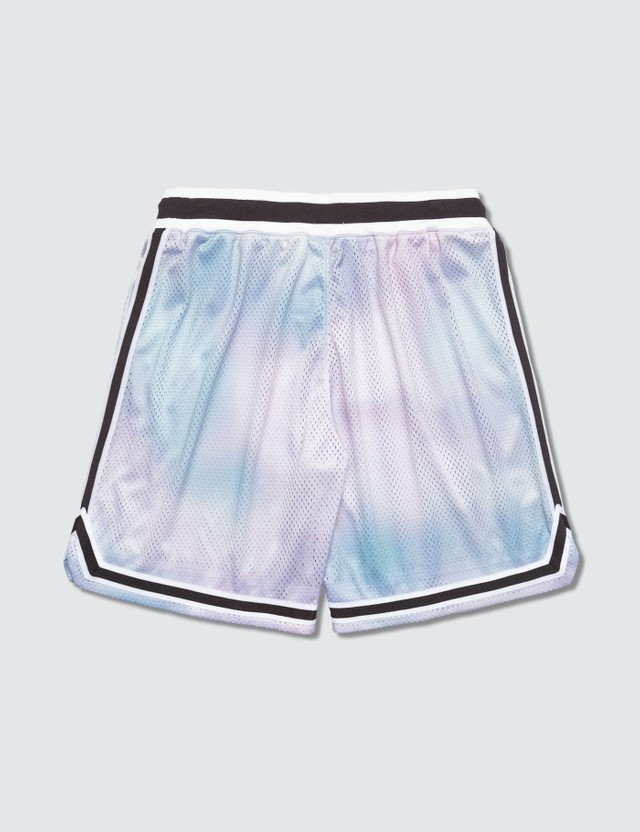 John Elliott Tie Dye Basketball Shorts