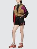 Heron Preston Camo Turtleneck Zip Jacket Multicolor Women