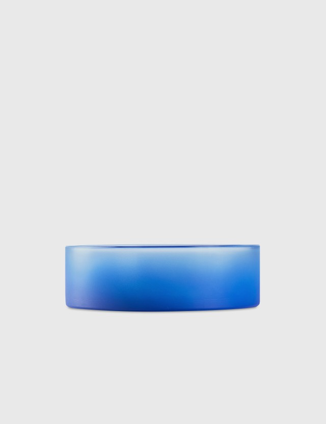 Crosby Studios Medium Blue Gradient Bowl