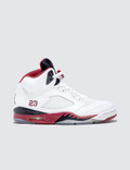 Jordan Brand Air Jordan 5 Retro 2013 Fire Red Picutre