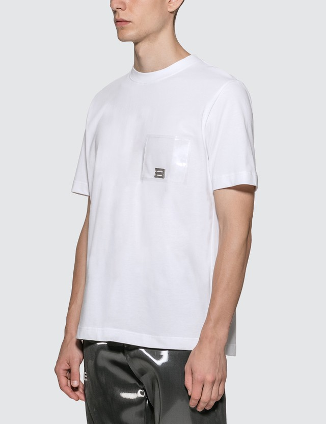 Heliot Emil PVC Pocket T-Shirt