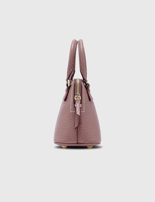 Maison Margiela 5AC Micro Bag Bois De Rose Women