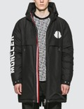 Moncler Logo Fishtail Down Parka Picture