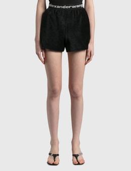 Alexander Wang.T Stretch Corduroy Shorts