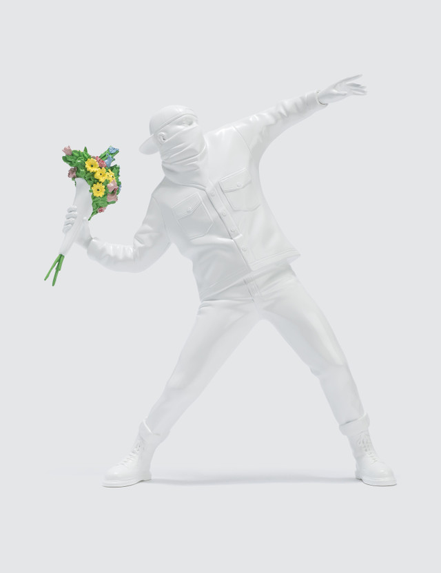 "Medicom Toy Sync.-Brandalism ""Flower Bomber"""