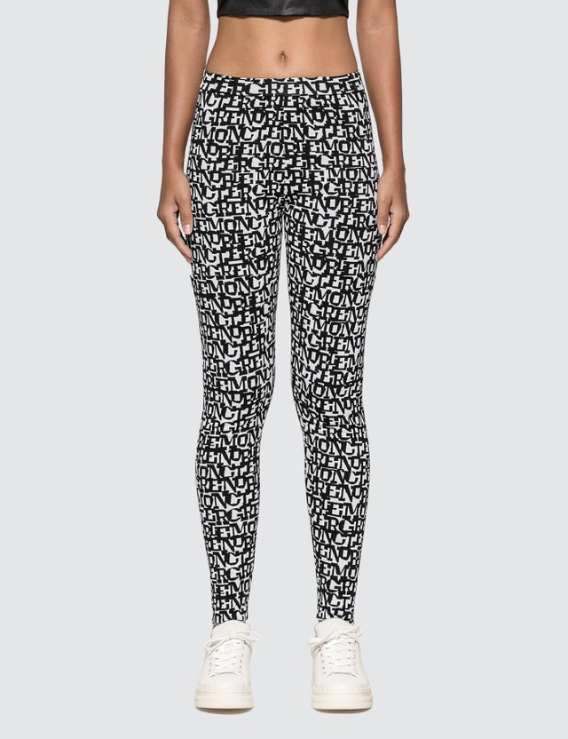 Moncler Knitted Letterring Pants