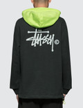 Stussy Two Tone Hoodie Picture