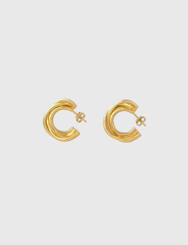 Completedworks Encounter Earrings Gold Women