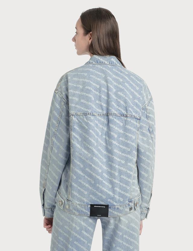 Alexander Wang.T Falling Back Jacket
